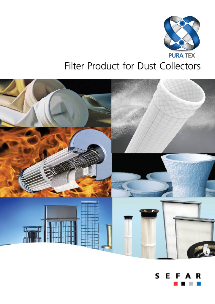 PuraTex Filter Product for Dust Collectors